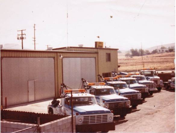 Old Fleet Pic Then